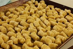 Frugal by Choice, Cheap by Necessity: Homemade gnocchi