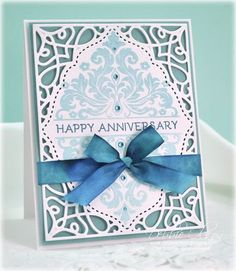 JustRite CHAW Release Sentimental Damask and Tutorial Tuesday | JustRite Papercraft Inspiration Blog