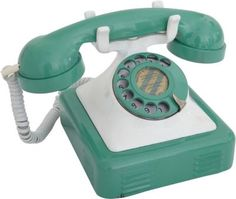 1940's Metal Desk Phone-pinned from Ones Kings Lane