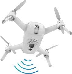 Yuneec Breeze 4K Easy, Safe, Social Quadcopter
