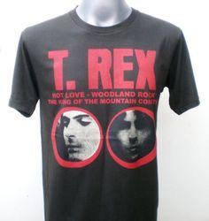 TREX  Hot Love Woodland Rock   Women  TShirt  Rock by 99rockshop, $15.99