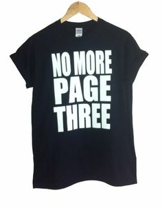 Black No More Page 3 Technical running Tee