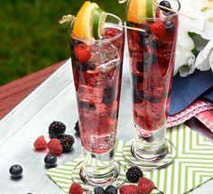 Sparkling Berries