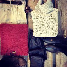 December comes with a double #AlphaStudio #outfitoftheweek! Turtle-neck wool tricot, tecno-leather leggings pants & Alpaca wool double rice stitch pullover  #fw2014 #stitch #knitwear #knit #womenswear #menswear #knitting #fashion #moda #tricot #wool #women #men #alpaca #soffilo #yarn #gauge #december #outfitdellasettimana #turtleneck #ricestitch #leggings #filato #florence #pic #picoftheday