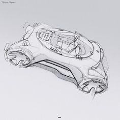 """349 curtidas, 3 comentários - r a y s n e r f i g u e i r a (@raysnerfigueira) no Instagram: """"a r c h i v e s :: 061517 a smart to mars #freesketch #smart #sketchbook #cardesign #design #auto…"""""""