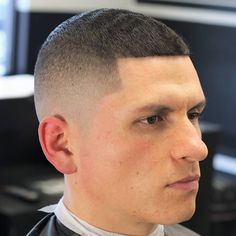 Medium Faded Clipper Cut 11777 23 Best Buzz Cut Hairstyles Cool Men S Buzz Cut Fade Styles 2019 Buzz Cut Hairstyles, Cool Hairstyles For Men, Cool Haircuts, Haircuts For Men, Retro Hairstyles, Crew Cut Haircut, Buzz Haircut, Fade Haircut, Fade Styles