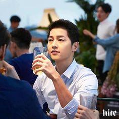 Repost from @official.hite ♡ #송중기 #宋仲基 #ソンジュンギ #songjoongki