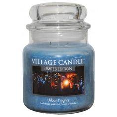 Village Candle Limited Edition Medium Jar - Urban Nights