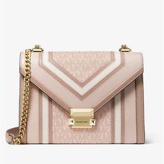 Mk Handbags, Handbags Michael Kors, Purses And Handbags, Michael Kors Bag, Designer Handbags, Michael Kors Crossbody Bag, Designer Backpacks, Designer Bags, Crossbody Bags
