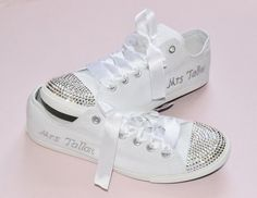 The best wedding & reception shoes EVER!!