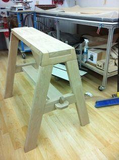 Traveling Work Bench - by Les Hastings @ LumberJocks.com ~ woodworking community