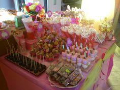 Γλυκές Τρέλες: * Ιδέες για πάρτυ-γενέθλια-μπουφέ *