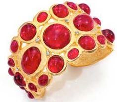 A Red Bracelet For Valentine