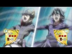 YuGiOh! Arc V Episode 137 - End of Kaito and Shun - Gong and Jack Take Over - YouTube