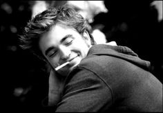 Never thought of Robert Pattinson as Remi until I saw pictures of him smoking