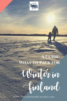 Finland in Winter - A Packing Guide from someone who lived there. Detailed guide on what to pack for your trip to Finland (or other cold climate) this winter. Finland Trip, Finland Travel, Winter Family Vacations, Family Travel, Winter Packing, Winter Travel, Packing Tips For Vacation, Packing Hacks, What To Pack
