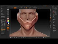 Tutorial HardSurface Zbrush Ita - parte1 - concepting e mesh base - YouTube