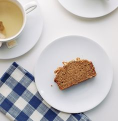 Banana Tea Bread... A classic banana bread veganized!
