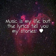 1000+ images about Quotes on Pinterest | Music, The lyric ...