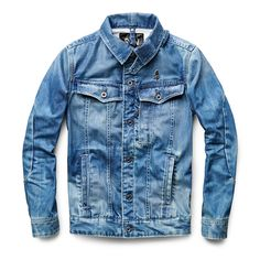 Denim from recycled ocean plastic. Don't believe it? Take a look: rawfortheoceans.g-star.com