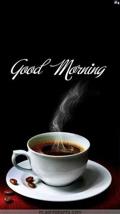 Morning Coffee Images, Good Morning Coffee Gif, Good Morning Friends Images, Good Morning Cards, Good Night Friends, Good Morning Photos, Good Morning Flowers, Good Morning Messages, Good Morning Greetings