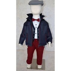 βαπτιστικά για αγόρι Denim, Jackets, Shopping, Fashion, Down Jackets, Moda, Fashion Styles, Fashion Illustrations, Jacket
