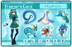 Collect All The Sailor Moon Pokémon Trainer Cards