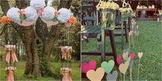 Inspiradoras ideas para decorar la zona de la ceremonia
