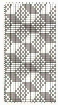 Beautiful designextended it would make a lovely wrap Filet Crochet, C2c Crochet, Crochet Doily Patterns, Crochet Diagram, Tapestry Crochet, Loom Patterns, Knitting Charts, Knitting Stitches, Knitting Patterns
