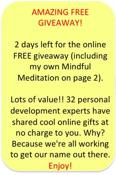 Picture Stress Burnout, How To Avoid Stress, 2 More Days, Online Gifts, Personal Development, Giveaway, Mindfulness, Names, How To Get