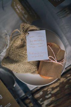 Rustic Country Barn Wedding, burlap favor bags, vintage wedding gift holder #2014 Valentines day wedding #Summer wedding ideas www.dreamyweddingideas.com