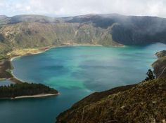The Azores: top 10 things to do in Ponta Delgada | Via Skyscanner | 23/11/2015 Cast adrift in the Atlantic, the islands of the Azores are a volcanic playground, where calderas and peaks tempt visitors out into jaw-dropping scenery. You don't fly to Ponta Delgada on São Miguel Island just to sight-see in the administrative capital of these Portuguese islands, you fly here to get out and get active. Find out how with our guide to the this amazing Azores destination. #Portugal Fogo Lake Azores