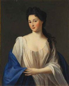 Adrienne Lecouvreur (1692-1730), actrice