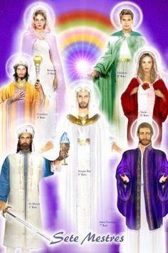 MESTRES ASCENSOS :: Universo da Luz Saint Germain, Religion, Angel Guidance, Spiritual Power, Ascended Masters, Angel Pictures, Angel Cards, Visionary Art, Spirit Guides