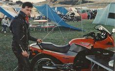 1984 Kawasaki Ninja 900 sportbike