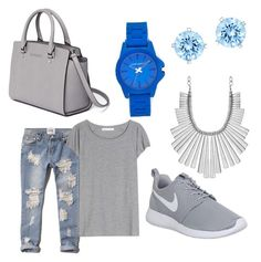 """Feeling grey?"" by shawna-rene-brown on Polyvore"