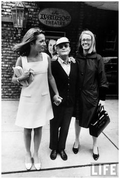 Lee Radziwill, Truman Capote, & Jane Howard