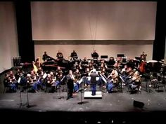 Ryan Anthony and the Pershing's Own US Army Band 2010    Kent Kennan's Sonata for Trumpet