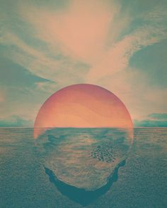 Dive Poster (Lithograph) – ISO50 - from Tycho. I want this! #christmaslist