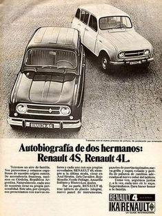 HISTORIA DE LA PUBLICIDAD AÑOS 50, 60,70 y 80 PARTE TRES The Fall Guy, Vw Vintage, Car Brochure, Car Advertising, Old Ads, Car Car, Vintage Advertisements, Cars And Motorcycles, Nostalgia