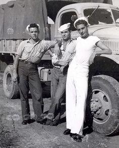 Sailors. WW 2