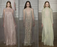 Valentino Spring 2017 Couture!