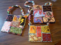 harry potter bags