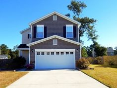 RENTED ~ Lovely 3/2.5 Home with Large Loft, Privacy Fence, Garage, in Desirable Liberty Hall Plantation, Goose Creek, SC #jacobsenrealtygroup