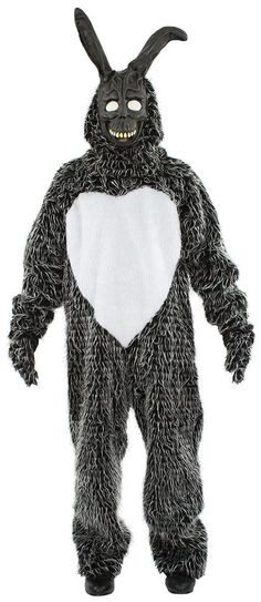 Modish Donnie Darko Inpsired Rabbit Men's Costume - One Size. Trending options for Spooky & Horror Costumes for Halloween at PartyBell. Dead Bride Costume, Frog Costume, Rabbit Costume, Bunny Costume, Donnie Darko Rabbit, Donnie Darko Movie, Donnie Darko Costume, Pet Costumes, Movie Costumes