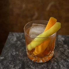 Irish Old Fashioned   3 Cocktails That Give Irish Whiskey Its Due   FWx