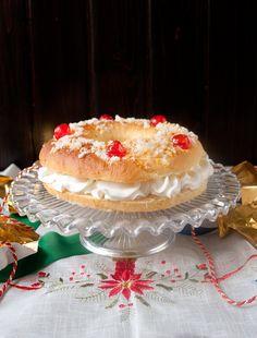 Jaleo en la Cocina: ¡Ya llegan! ¡Roscón de Reyes!
