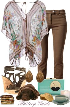 """Mallory"" by flattery-guide ❤ liked on Polyvore"
