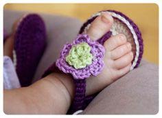 Dame de Pique: Tong version bébé...