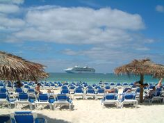 Princess Cays (private island) - Bahamas